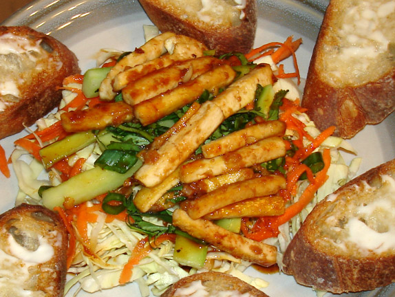 Deconstructed Bahn Mi Recipe — Dishmaps