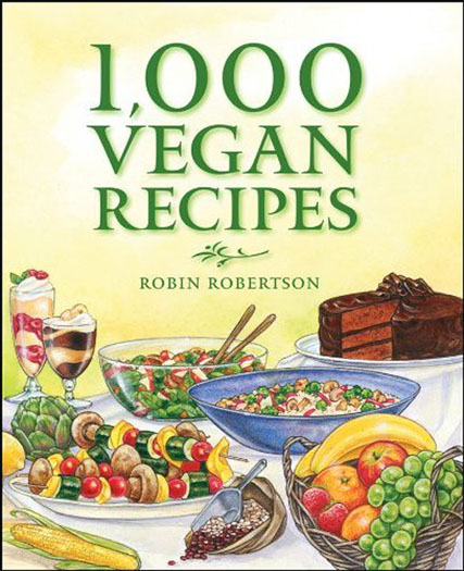 1000 Vegan Recipes blog