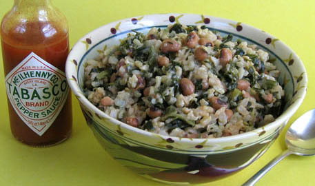 Hoppin' John for a Happy New Year! – Robin Robertson