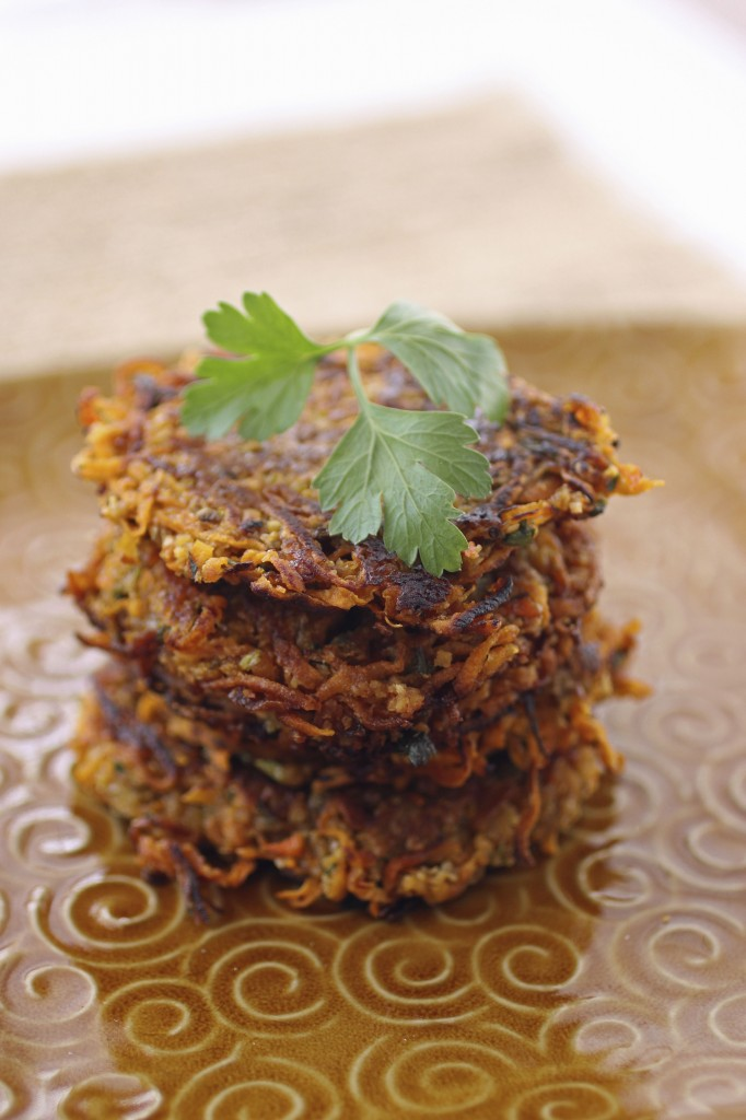 Shredded Veg Fritters lm