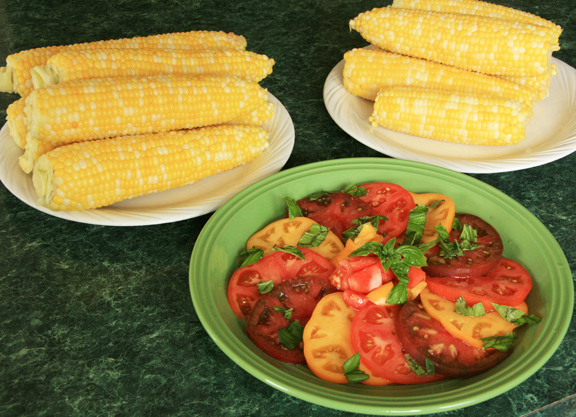 Fresh corn PA v VA 049a