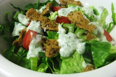 Greek Gyros Salad