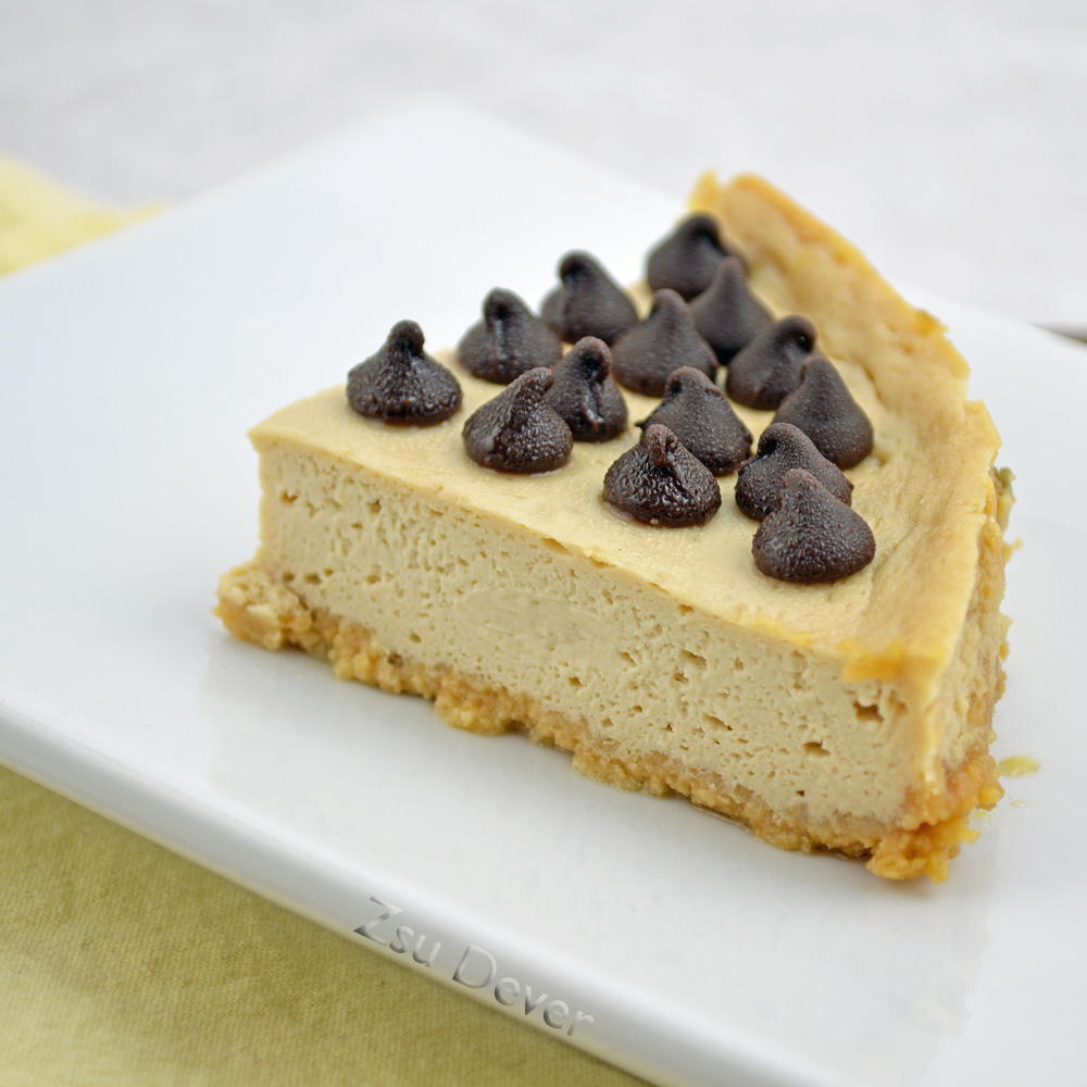 ... Tiramisu Cheesecake that has everything you love about tiramisu