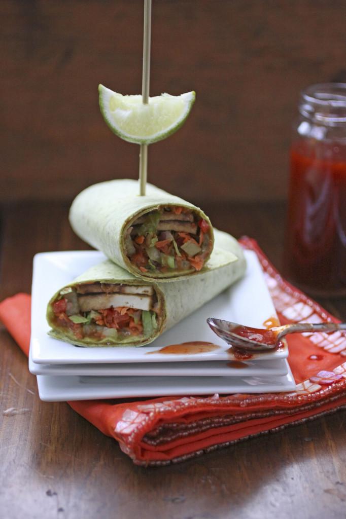 thai veg wraps 2