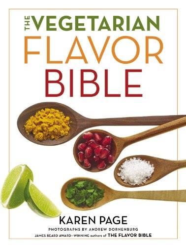 veg flavor bible