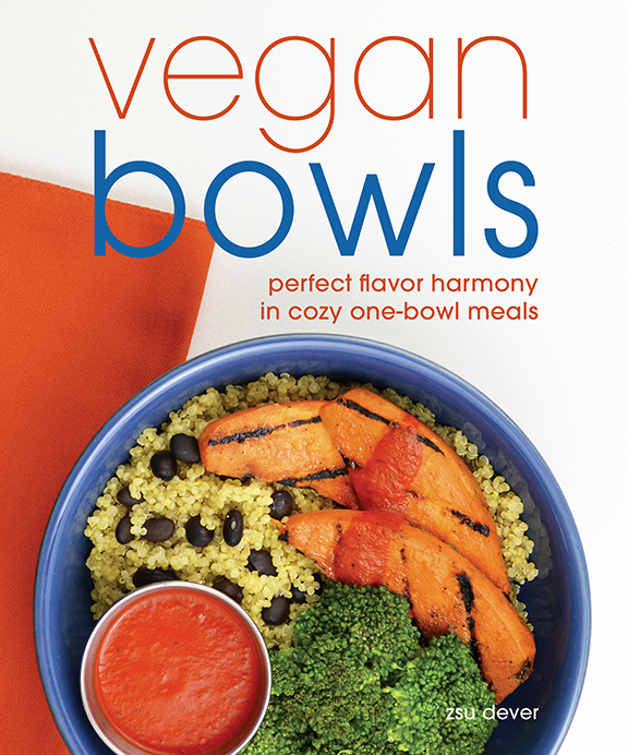 Vegan Bowls by Zsu Dever