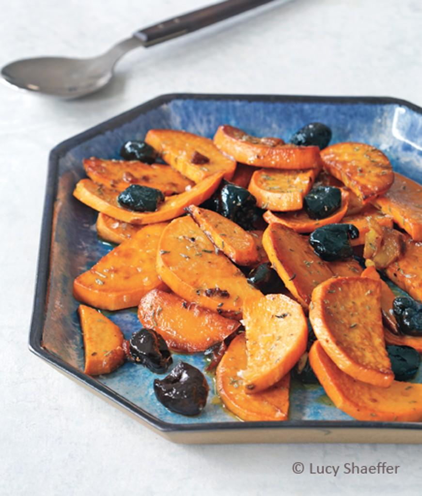 Thyme Sweet Potatoes