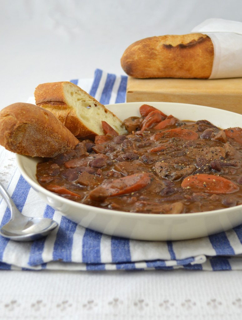 beans bourgignon 100 best