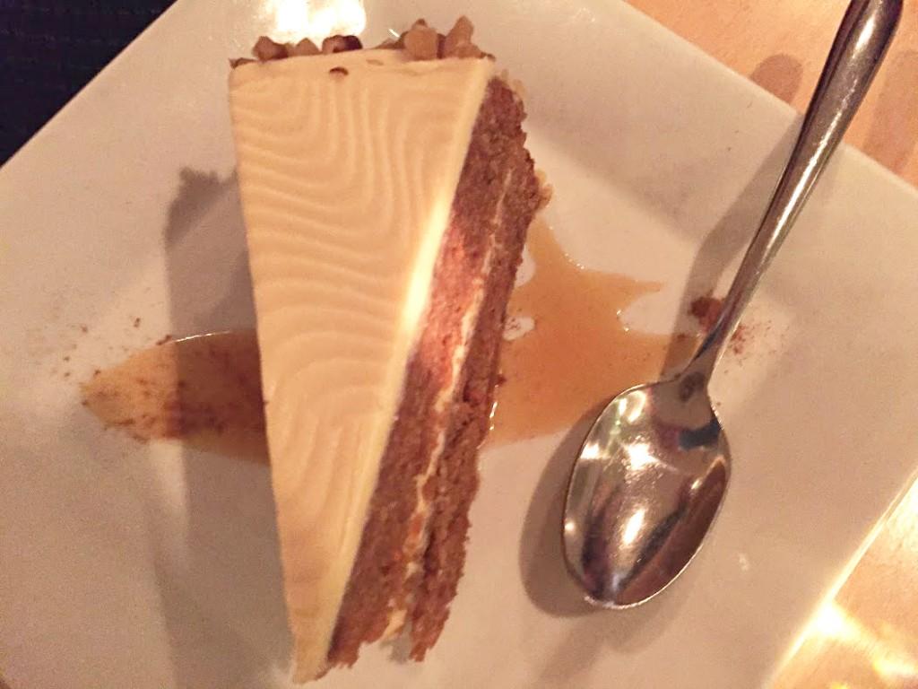 carrot cake ColCor