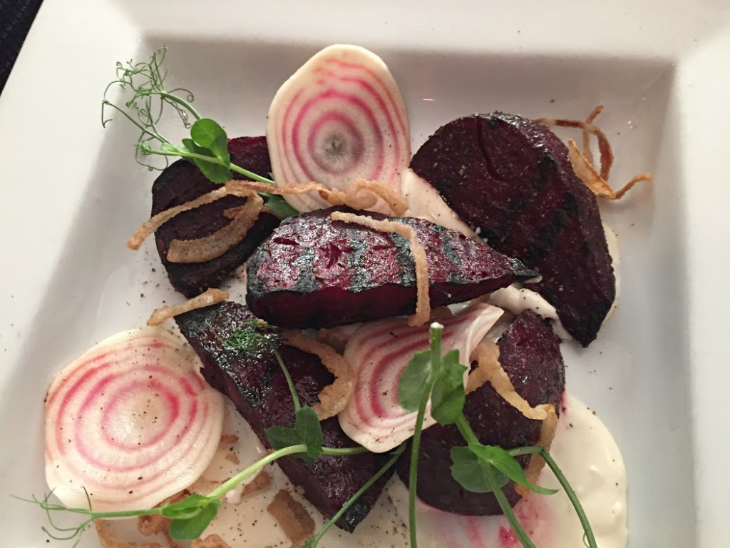 grilled beets ColCor