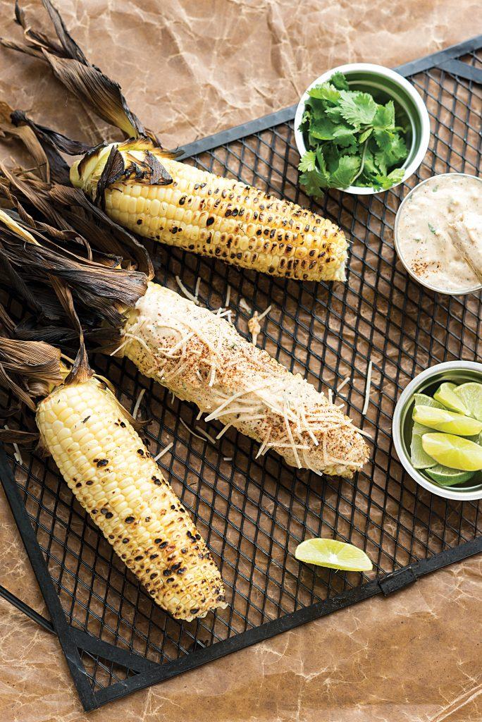 Street Fair Corn