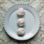 Robin Robertson's Vegan Chocolate Macadamia Truffles with Coconut – Dairy-Free, Soy-Free, Gluten-Free