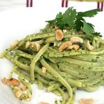 Robin Robertson's Vegan Linguine with Thai Pesto