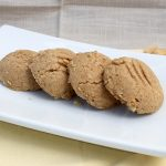 Vegan Three-Nut Butter Cookies from The Nut Butter Cookbook by Robin Robertson