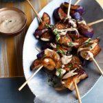 Robin Robertson's vegan Eggplant Satays