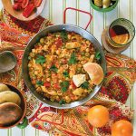 Vegan Paella from the Pantry from Cook the Pantry by Robin Robertson – plant-based and gluten-free